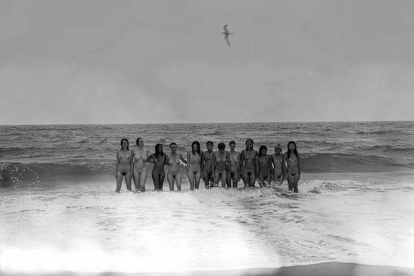 Family Of Mermaids Photography Art | LenaDi Photography LLC