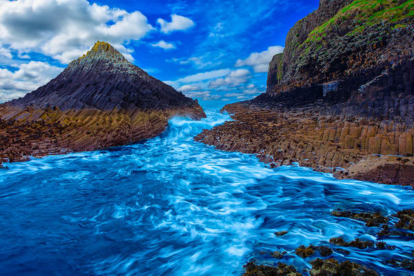 Isle of Mull - Fingal's Cave - Scotland, Christopher Gatelock