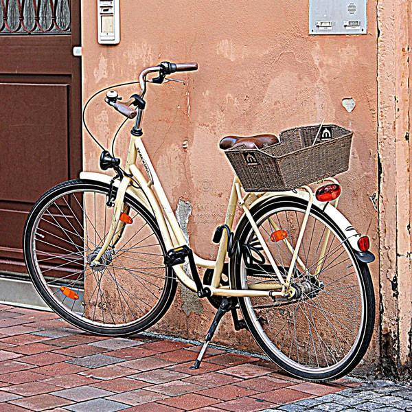 Retro Bike | Julie Williams Fine Art Photography