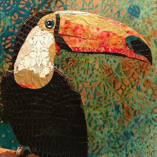Toucan Art   Kristi Abbott Gallery & Studio