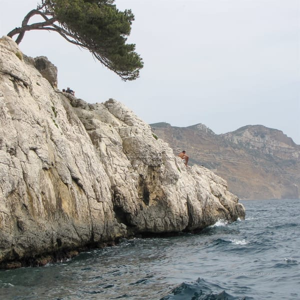 Calanques, Provence | Julie Williams Fine Art Photography