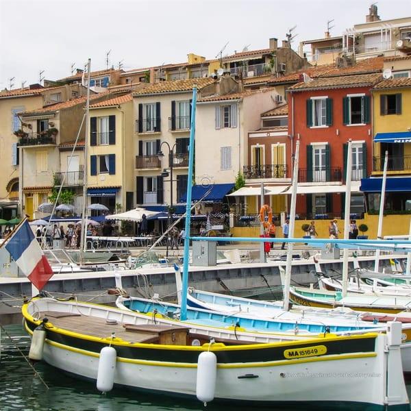 Marseilles Port | Julie Williams Fine Art Photography