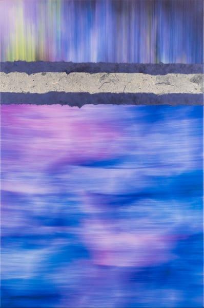 Shoreline - Lens Painted Series