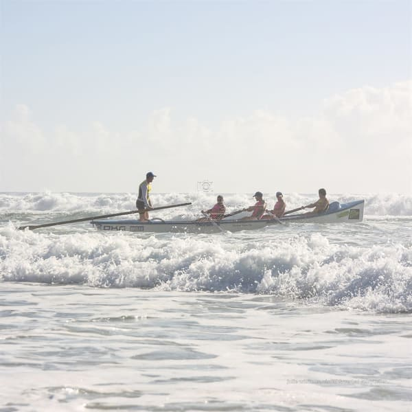 Rowing In The Ocean | Julie Williams Fine Art Photography