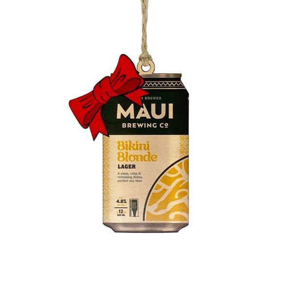 HI Biz Ornaments | Maui Brewing Company Limited Edition 2020 Ornament