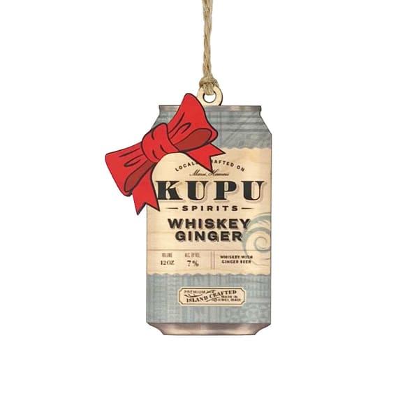 HI Biz Ornaments | Kupu Spirits Limited Edition 2020 Ornament