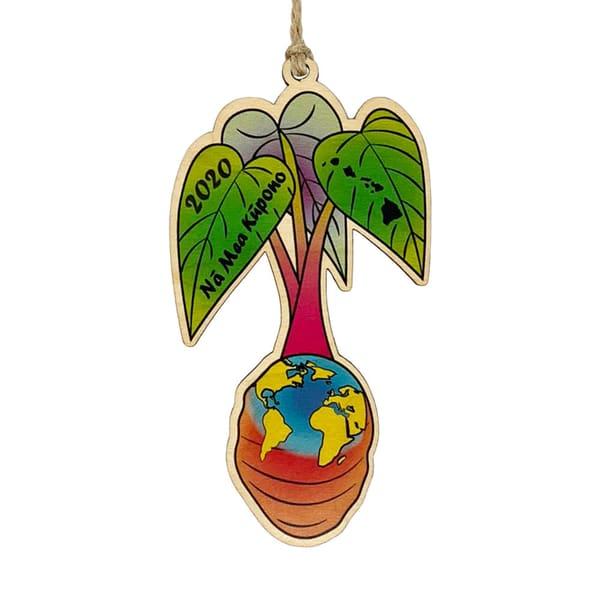 HI Biz Ornaments | Na Mea Kupono Limited Edition 2020 Ornament