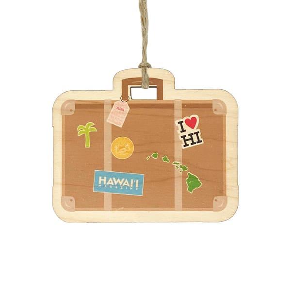 HI Biz Ornaments | HAWAI'I Magazine Limited Edition 2020 Ornament
