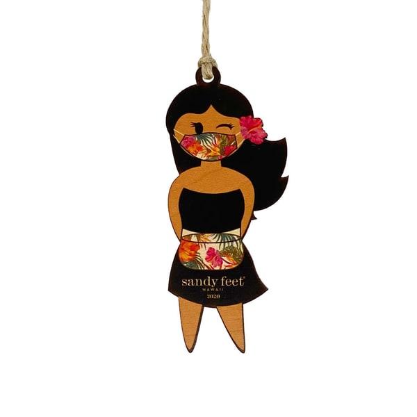 HI Biz Ornaments | Sandy Feet Hawaii Limited Edition 2020 Ornament