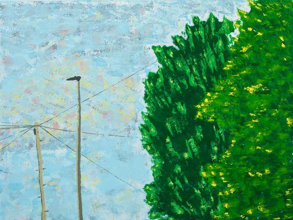Telegraph Lines Art | Emma Frost