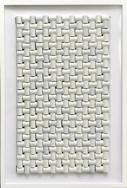White Painel 1 Art | Priscila Schott