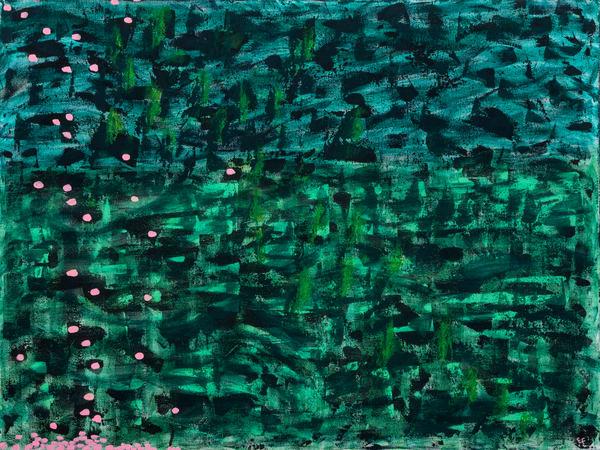 Pond Life Art   Emma Frost