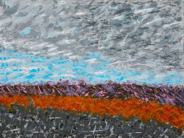 Yorkshire Moors Art   Emma Frost