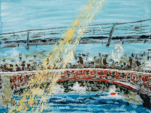 City Bridges Art   Emma Frost