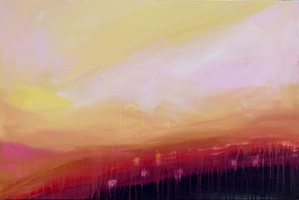 Elysian Fields Art   Jessica Hughes Fine Art