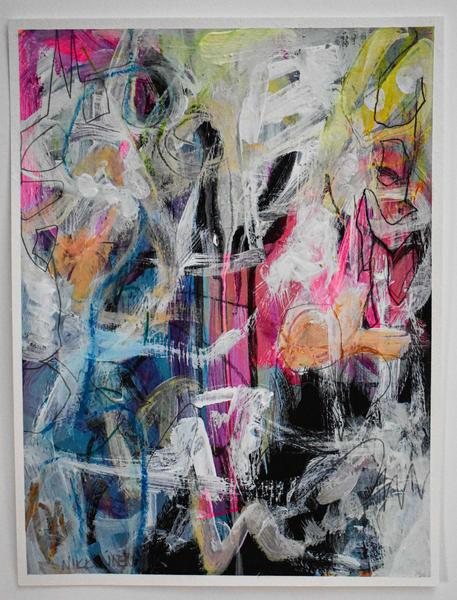 Open 5 Art | Nikki Nienhuis