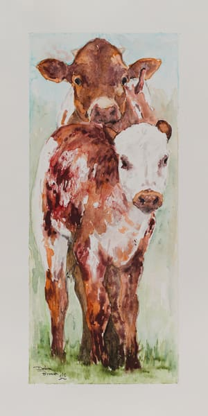 I Got Your Back  Art | Debra Bruner Studio