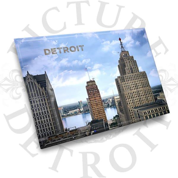 Guardian Penobscot Skyline | Picture Detroit