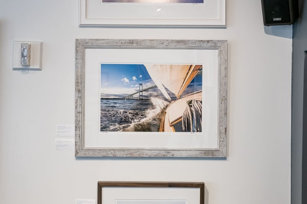 Classic Newport 27x21 Frame   Cory Silken Photography