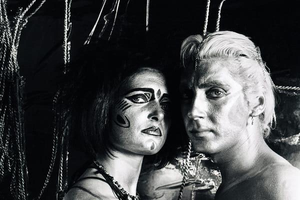 Siouxsie Sioux & Budgie