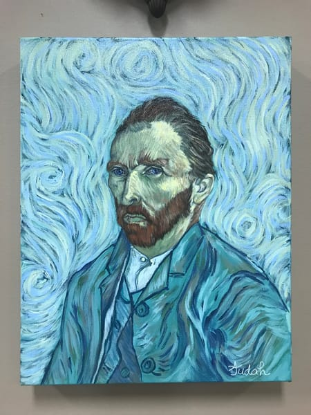 Vincent, Stronger Than You Know Art | alanajudahart