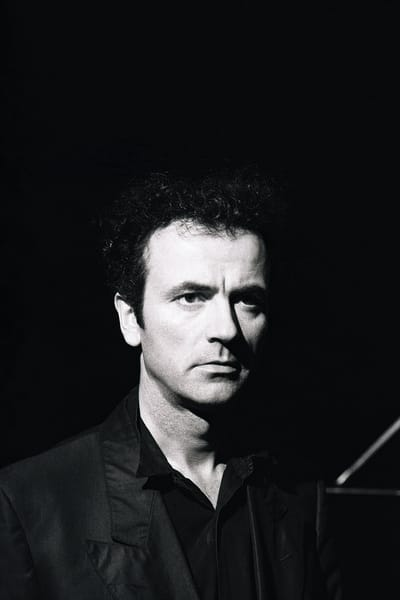 Hugh Cornwell of The Stranglers