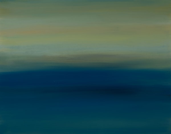 abstract, landscape, calm, horizon