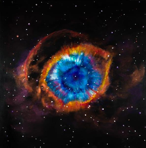 Eye Of God Art | Channe Felton Fine Art