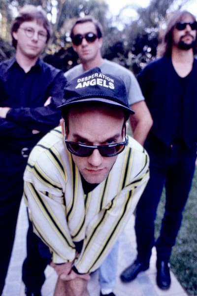 R.E.M., Four Seasons Hotel, Los Angeles, CA