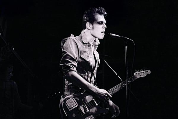 Paul Simonon of The Clash