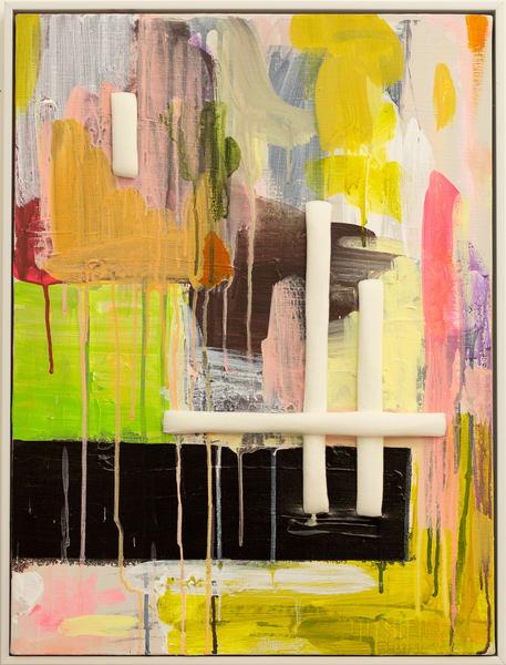 Foreboding Joy (Framed) Art | Makiko Harris Art