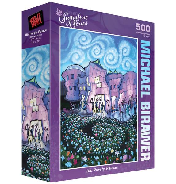 His Purple Palace - Maynard's Signature Series
