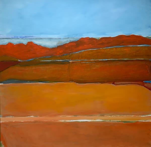 Sedona, Arizona   Oil On Panel Art | Peter Anderson Studio
