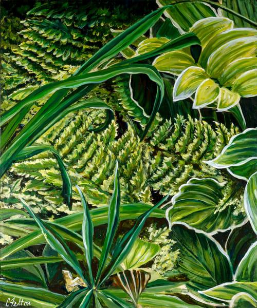 Rainforest 1 Art | Channe Felton Fine Art