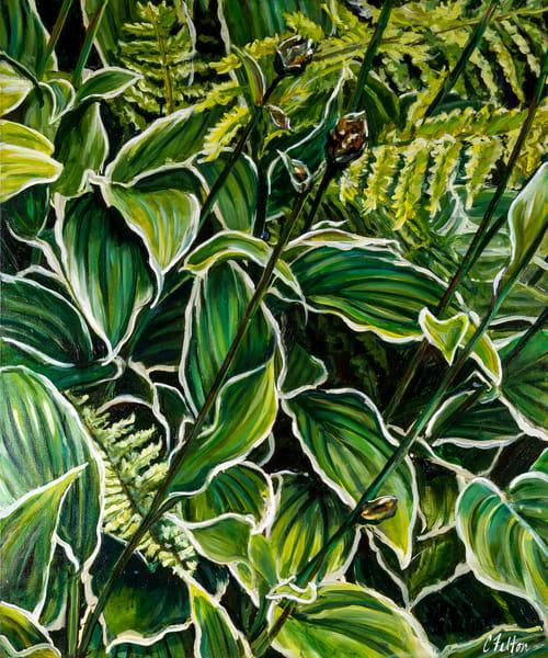 Rainforest 2 Art | Channe Felton Fine Art