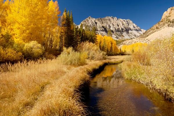 """Fall Colors, Mountain Stream"" print | Jim Parkin Fine Art Photography"