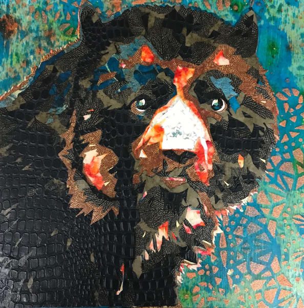Spectacled Bear Art   Kristi Abbott Gallery & Studio