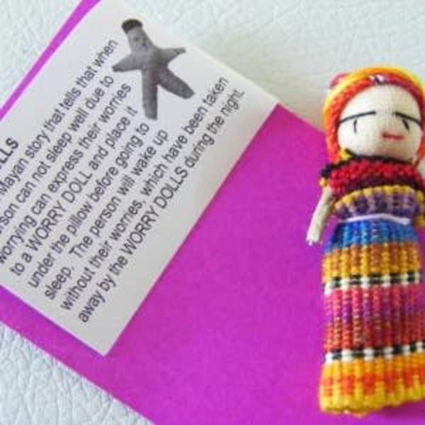 Worry Doll Family | Ralwins