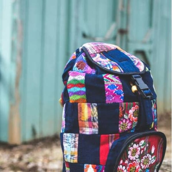 Patch Backpack | Ralwins
