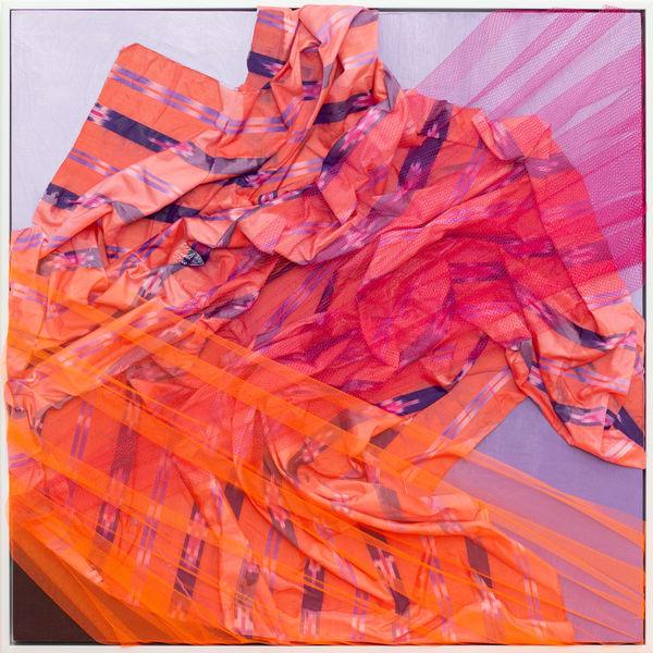 Wrap Me Up (Framed) Art | Makiko Harris Art