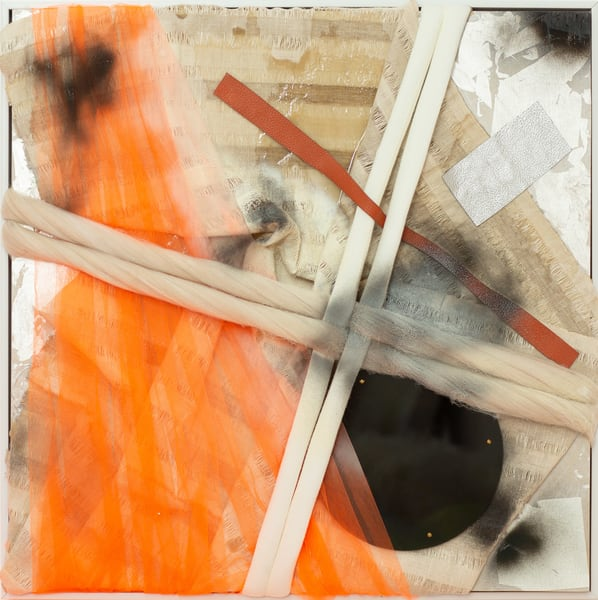 Jigsaw (Framed) Art | Makiko Harris Art