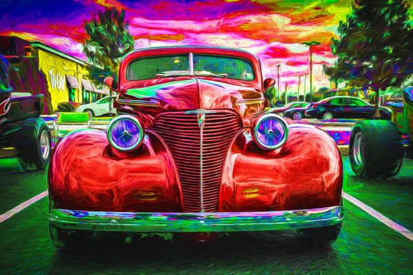 """Street Rod"" #2 Photography Art | Inspired Imagez"