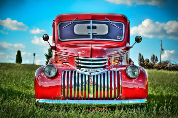 """Street Rod"" Photography Art | Inspired Imagez"