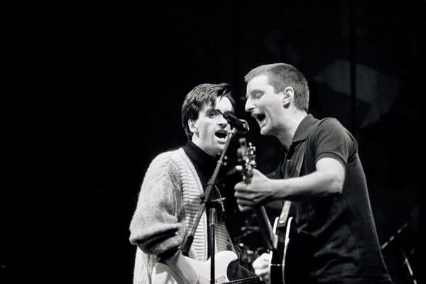 Johnny Marr & Billy Bragg