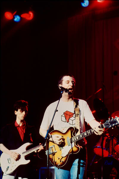 Billy Bragg & Johnny Marr