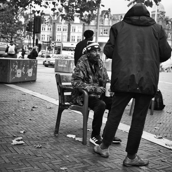 Windrush In Brixton Photography Art | Martin Geddes Photography
