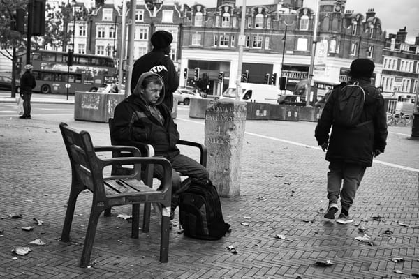Bored In Brixton Photography Art | Martin Geddes Photography