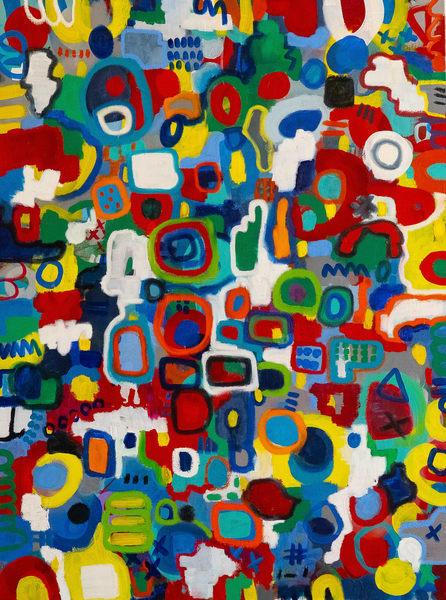 Big Colorful Art