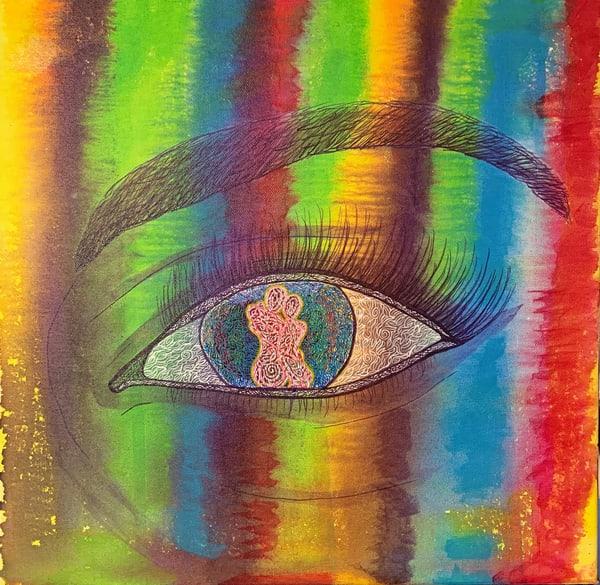 Waves Of Love Art | Nisha Strain