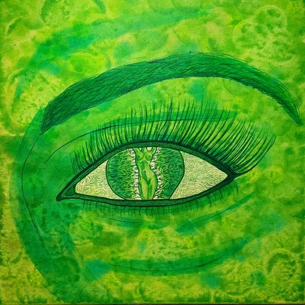 I See Growth Art | Nisha Strain
